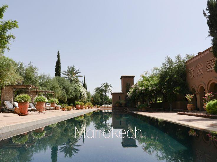 Si on partait pour le Maroc à la découverte de la ville rouge pour un week-end à Marrakech. Farniente, visites, souks, jardin de majorelle, on y était bien