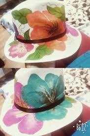 Resultado de imagen para hats decoupage