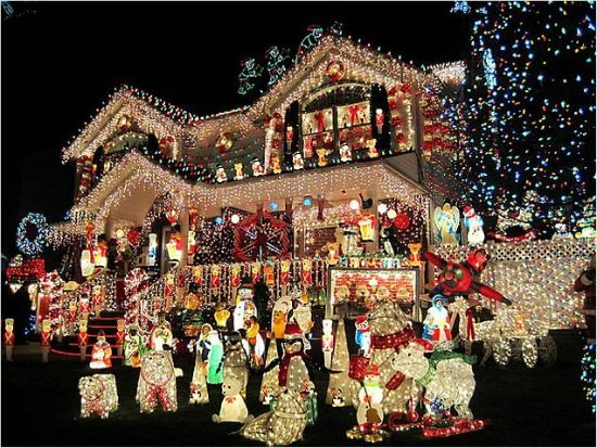 Every Christmas Light Show Along The Wasatch Front - Really! All the big shiny ones...even the enthusiastic amateurs. No light left uncovered!