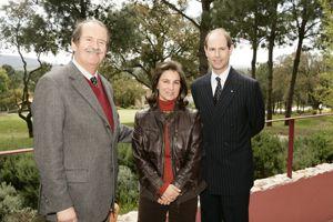 Página Oficial da Casa Real Portuguesa - Agenda 2008