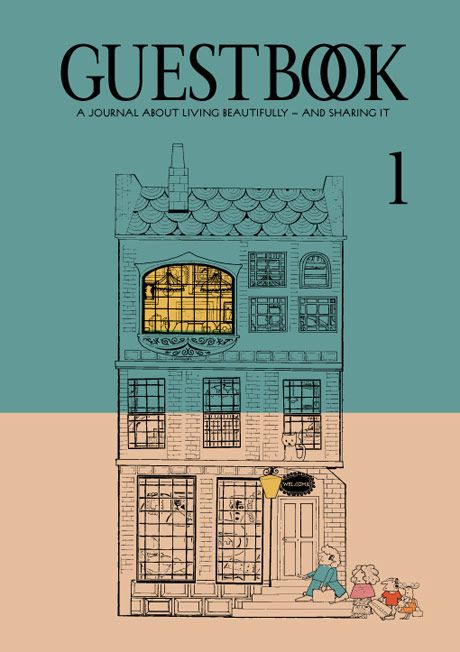Guestbook, Spring 2013,