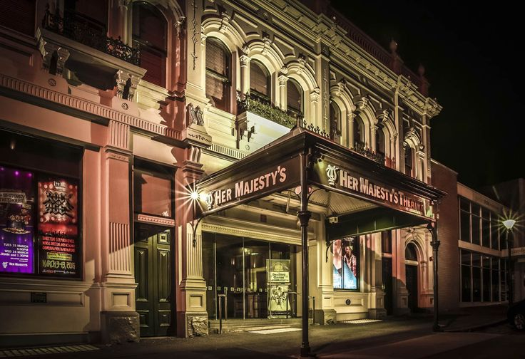 10 things we love about Ballarat. RoyalAuto April 2016. Photographer: Anne Morley #Ballarat #Goldfields #HerMajestysTheatre #Historic #HistoricBuildings #Architecture #HistoricArchitecture