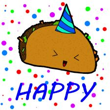 Image result for free clipart taco birthday