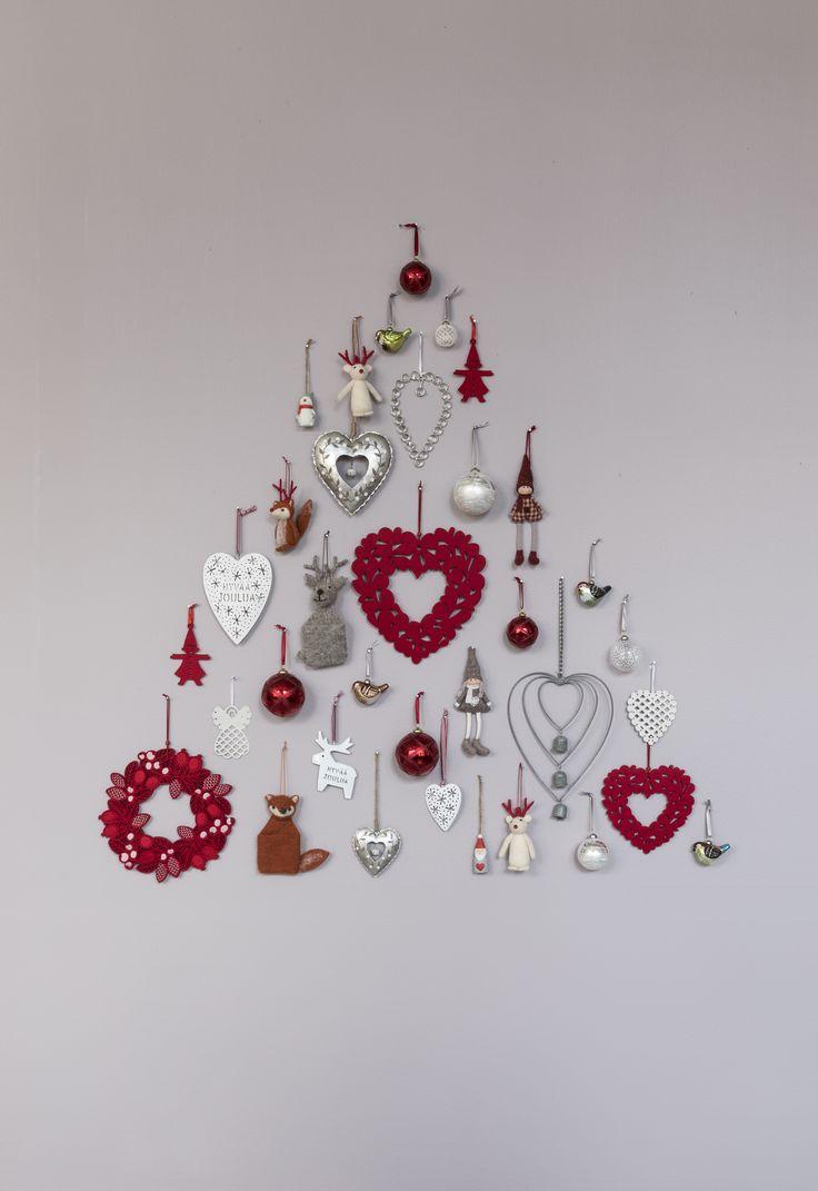 Pentik Christmas Ornaments | Pentik Christmas 2017 |