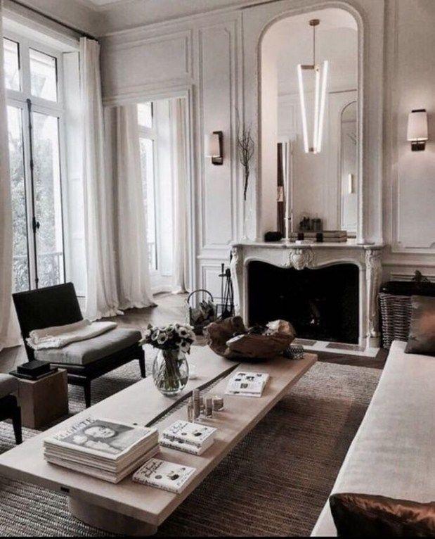 10+ Amazing Rustic Apartment Living Room