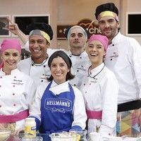 Workshop ensina celebridades a prepararem arroz prático e cremoso
