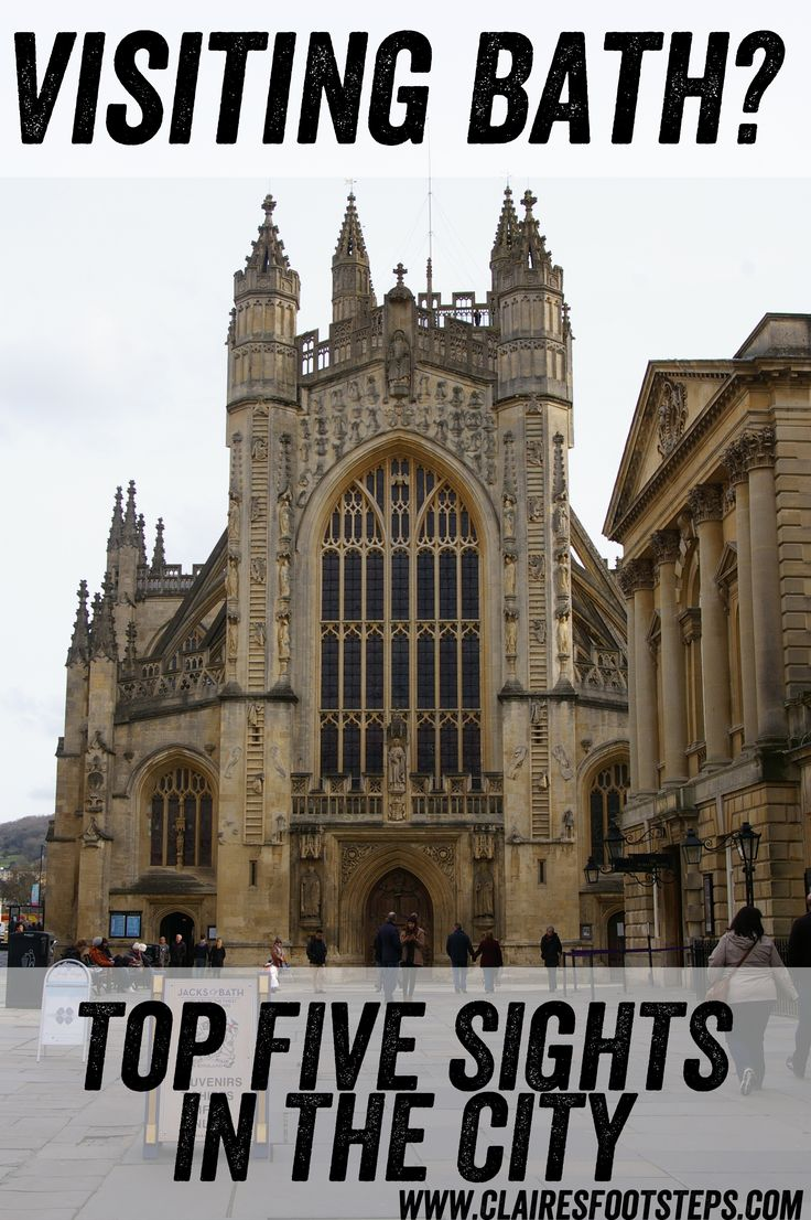 Bath is an iconic city bursting with British culture and history. On my travels…