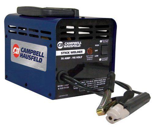 Campbell Hausfeld WS0990 115-Volt Stick Welder