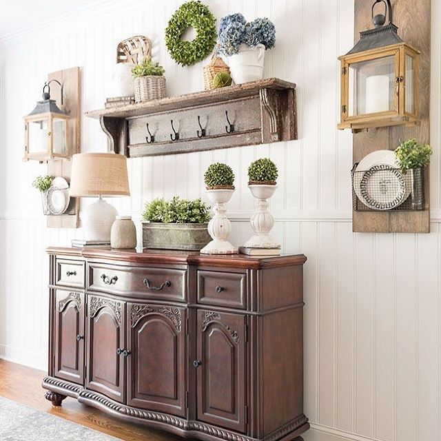 How To Paint Furniture For A Farmhouse, French Country Or Shabby Chic Look