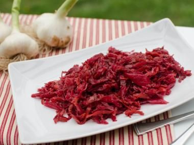 warm orzo salad with beets and greens warm orzo salad with beets and ...