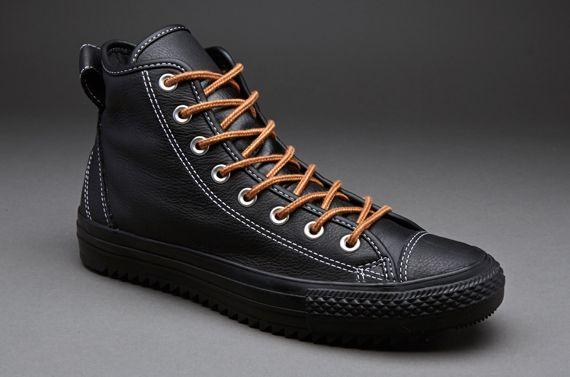 Converse Chuck Taylor All Star Hollis - Mens Select Footwear - Black