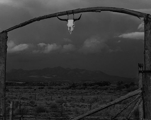 Abandoned Ranch, New Mexico.  DBryant