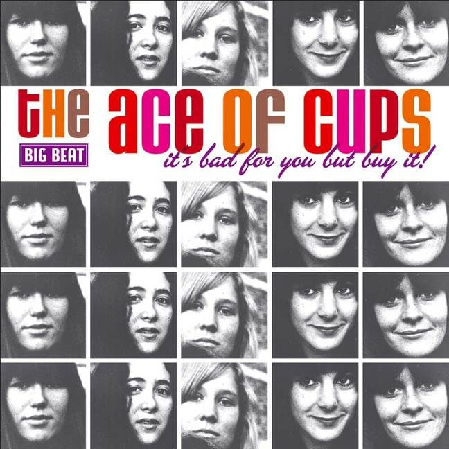 Today's pick - 60's all female ferocious group The Ace of Cups. Read all about it in The Attic. #TheAtticReviews #AceofCups #vinyljunkies #bigbeatrecords #ScottDWilkinson #SanFrancisco #garagerock #recordfiend