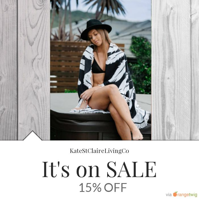 15% OFF on select products. Hurry, sale ending soon!  Check out our discounted products now: https://www.etsy.com/shop/KateStClaireLivingCo?utm_source=Pinterest&utm_medium=Orangetwig_Marketing&utm_campaign=Towel%20Time! #etsy #etsyseller #etsyshop #etsylove #etsyfinds #etsygifts #musthave #loveit #instacool #shop #shopping #onlineshopping #instashop #instagood #instafollow #photooftheday #picoftheday #love #OTstores #smallbiz #sale #instasale