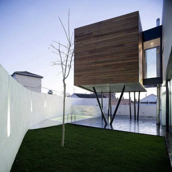 Nice Granada Spanien, Moderne Häuser, Innen Design Software, Haus Auf Stelzen,  Spanisches Haus, Innenarchitektur, Erstaunliche Architektur, Zeitgenössische  ...