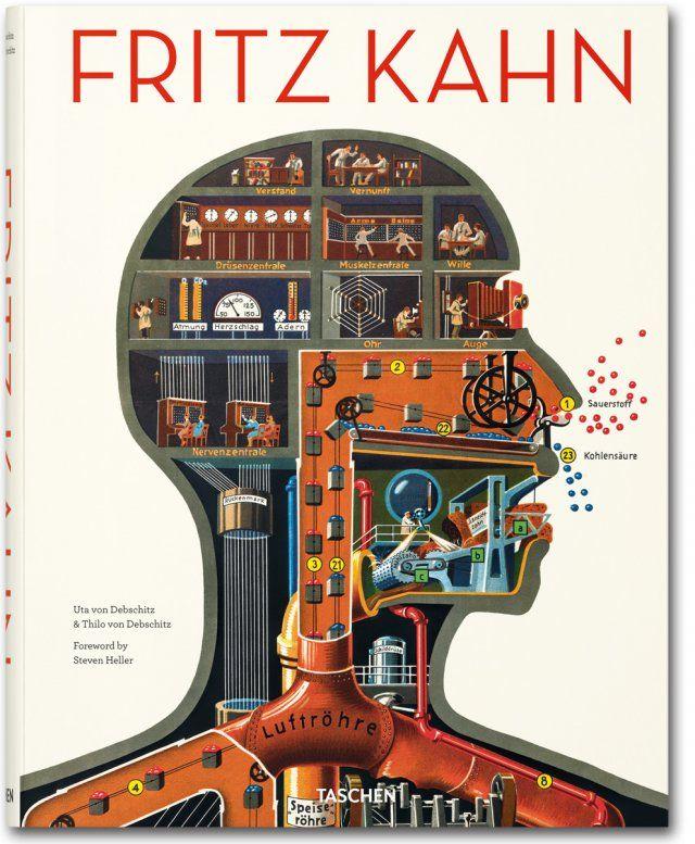 Fritz Kahn. TASCHEN Books