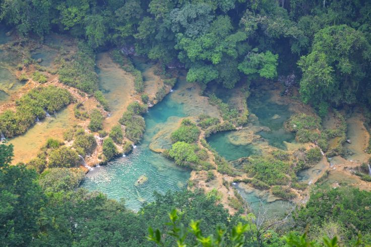 Semuc Champey, Guatemala  Photography by Romina Schulz