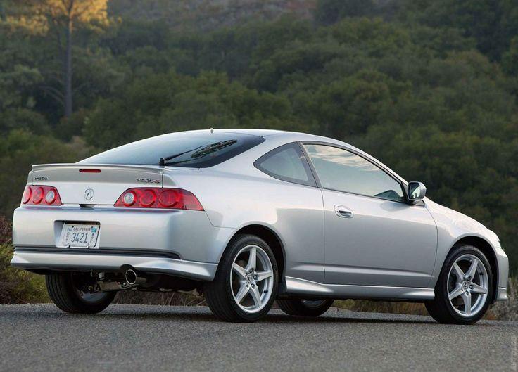 2005 Acura RSX Type S - Gallery