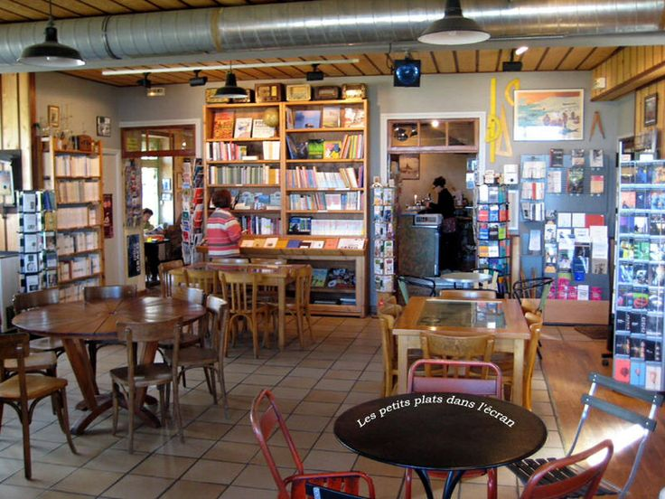 Librairie caf caplan co guima c lieux pinterest - Salon de the librairie ...