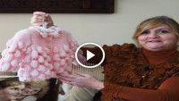 Baştan Sona Baloncuklu Bebek Hırkası Yapılışı Videolu Anlatım(açıklamalı)