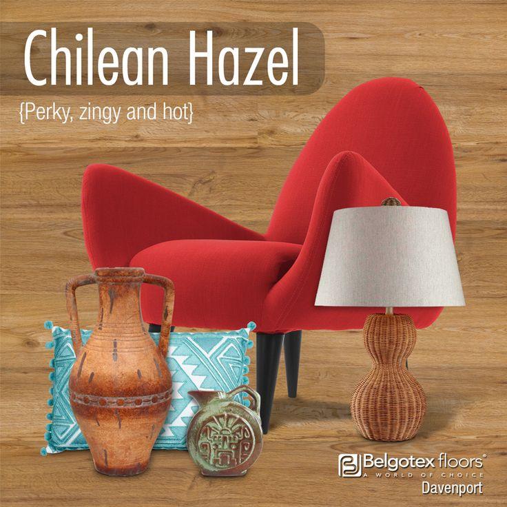 Davenport - Chilean Hazel