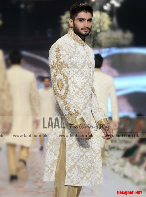 Groom Dresses for Baraat and Walima