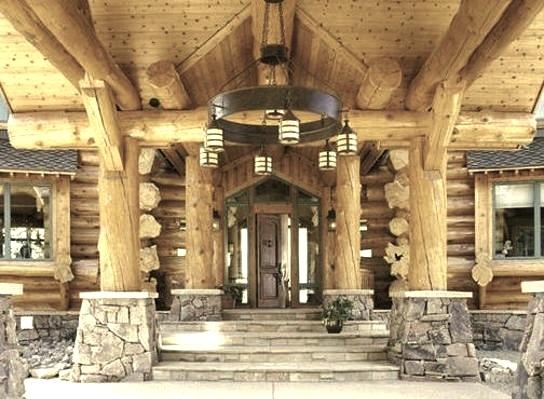 our wedding venue: V3 Ranch, Breckenridge, Colorado {front