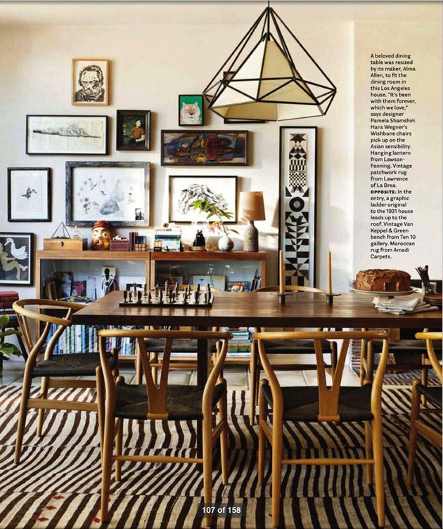 11 Reasons to Love the Classic Wishbone Chair on the Interior Collective 1