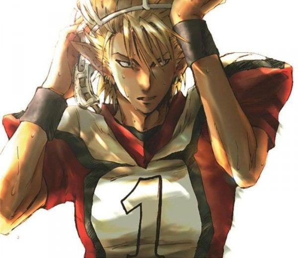 Tags Anime Demon Eyeshield 21 Sweating Hiruma Yoichi