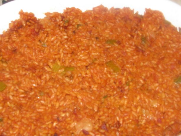 Paula Deens Savannah Red Rice Recipe - Southern.Food.com
