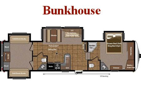 New & Used Fifth Wheels For Sale | Floorplans | Broadmoor RV SuperStore | Pasco Washington | RV Dealer | Near Spokane WA