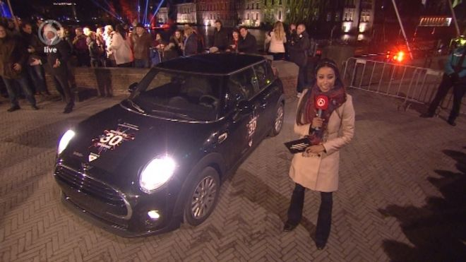 #SBS6 #live #Hofvijver #DenHaag #vuurwerkshow #Staatsloterij #Oudejaarstrekking #work #NieheMedia