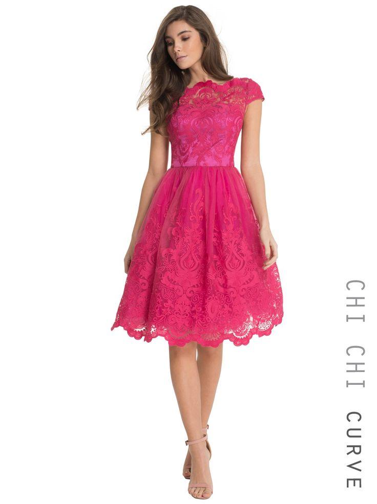 Chi Chi Curve Suki Dress