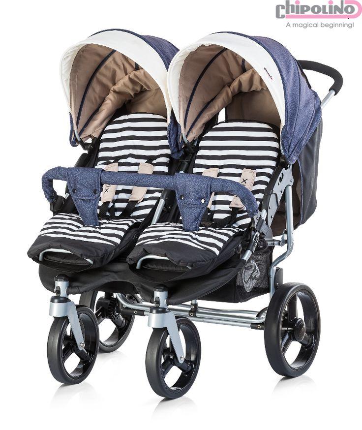 Chipolino Twix Mocca İkiz Bebek Arabası #bebek #alışveriş #indirim #trendylodi #bebekarabası #puset  #anne #baba