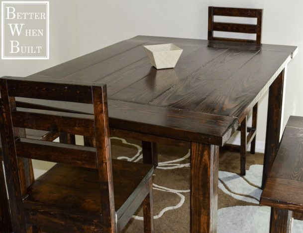 1000 ideas about Counter Height Table on Pinterest