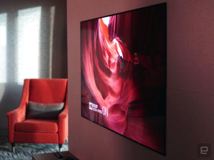 OLED TVs will finally take off in 2017 - https://www.aivanet.com/2017/01/oled-tvs-will-finally-take-off-in-2017/
