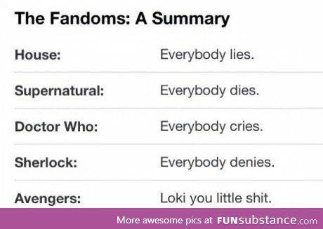 The Fandoms