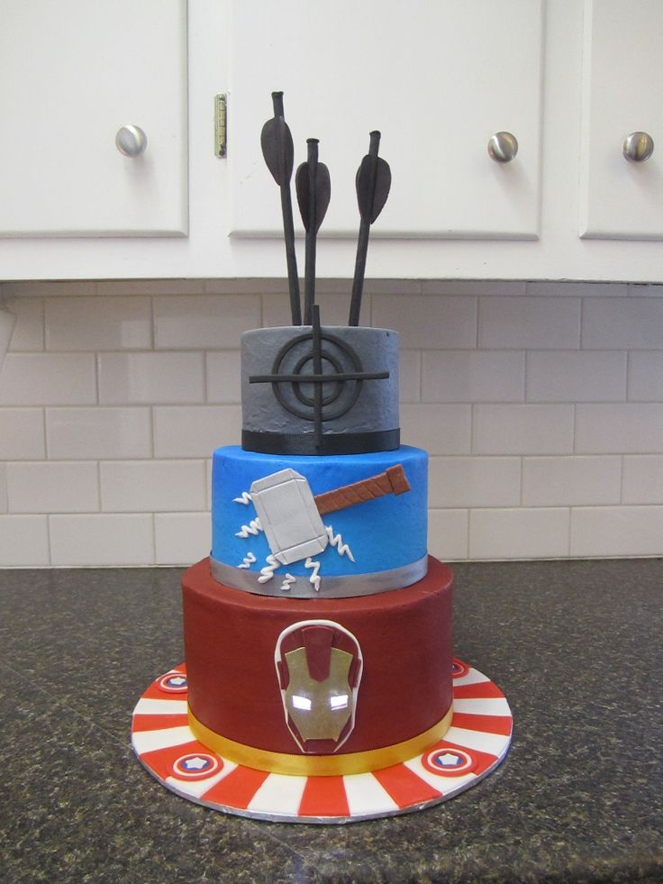 17 best Avengers Party images on Pinterest Avenger party