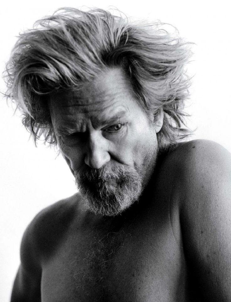 Jeff Bridges by Mark Seliger.