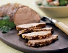 Biggest Loser Pork Tenderloin-This is a delicious, sweet and highly spiced  recipe with honey for the sweetened effect. It is a Tex-Mex style entree cooked in the oven and also a healthy, low calories, low fat, low carbohydrates, low sodium, Biggest Loser, WeightWatchers (5) PointsPlus and heart-healthy recipe. Makes 4 Servings.