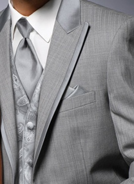 I'm kinda liking the grey tuxedo too!