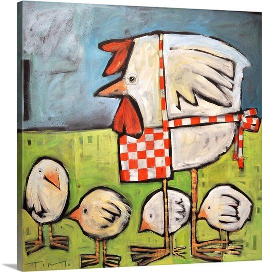 303 best images about chicken mania on pinterest for Henny and paint