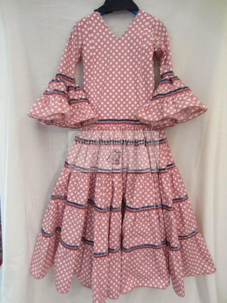71 best images about vestido sevillana on Pinterest