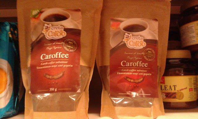 Greckie smaki: Kawa karobowa, czyli Creta Carob