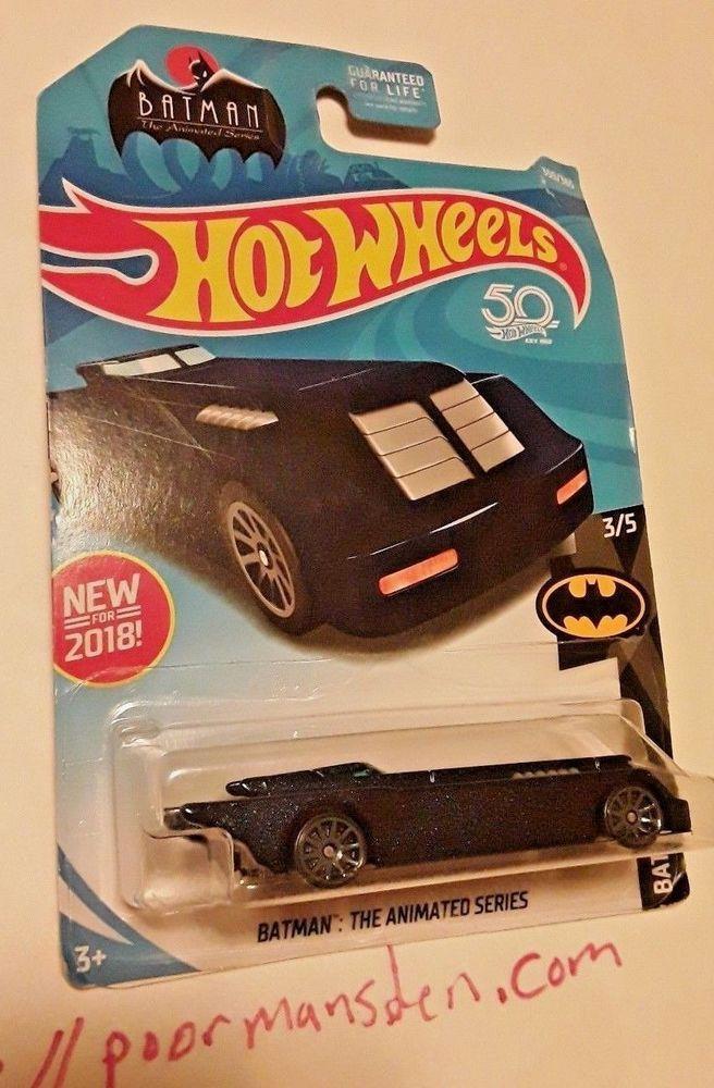 details about 2018 hot wheels batmobile batman the animated series rh pinterest com
