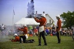Fort Battleford National Historic Site Fort Fest On Canada Day   Tourism Saskatchewan