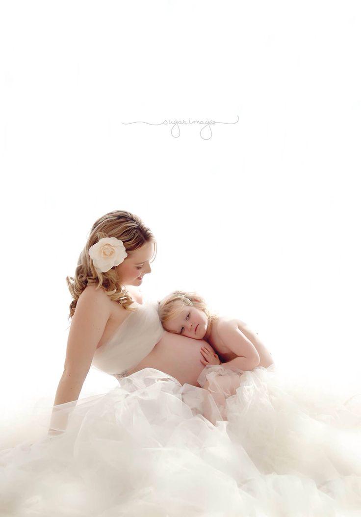 mama en kindje
