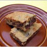A Big Batch Chocolate Chip Bar Recipe