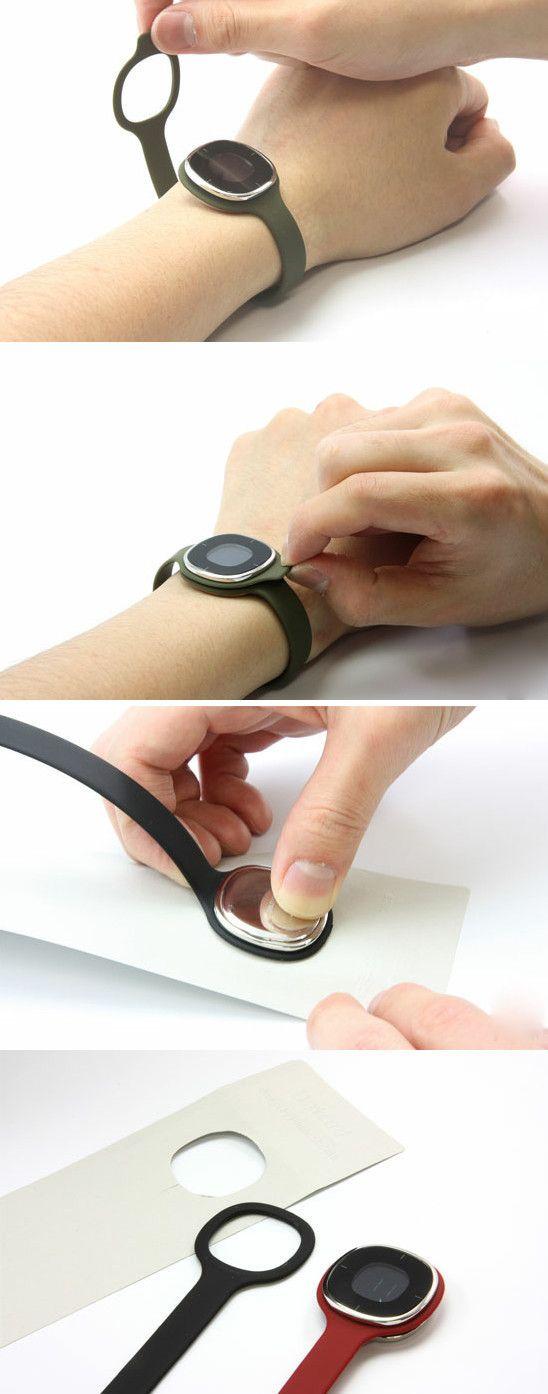 Fumie Shibata terrestrial Sui nn Full wrist meter _ Industrial Design _ Sina blog
