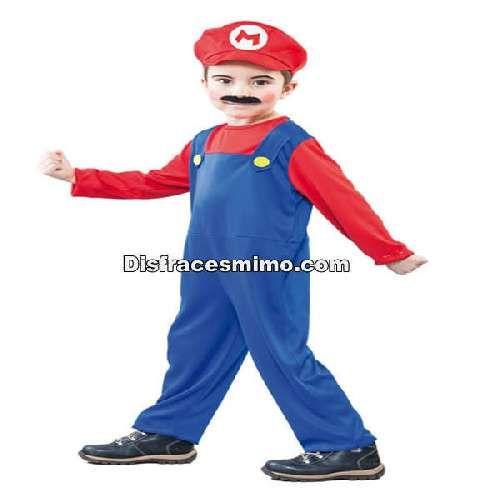 Tu mejor disfraz mario bros infantil para niño.Este comodísimo traje es perfecto para carnavales, espectáculos, cumpleaños y tambien para las fiesta de los colegios como fin de curso o cualquier otras actividades.